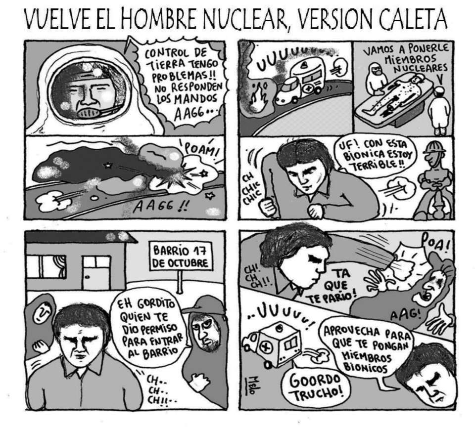 214 hombre NUCLEAR 214