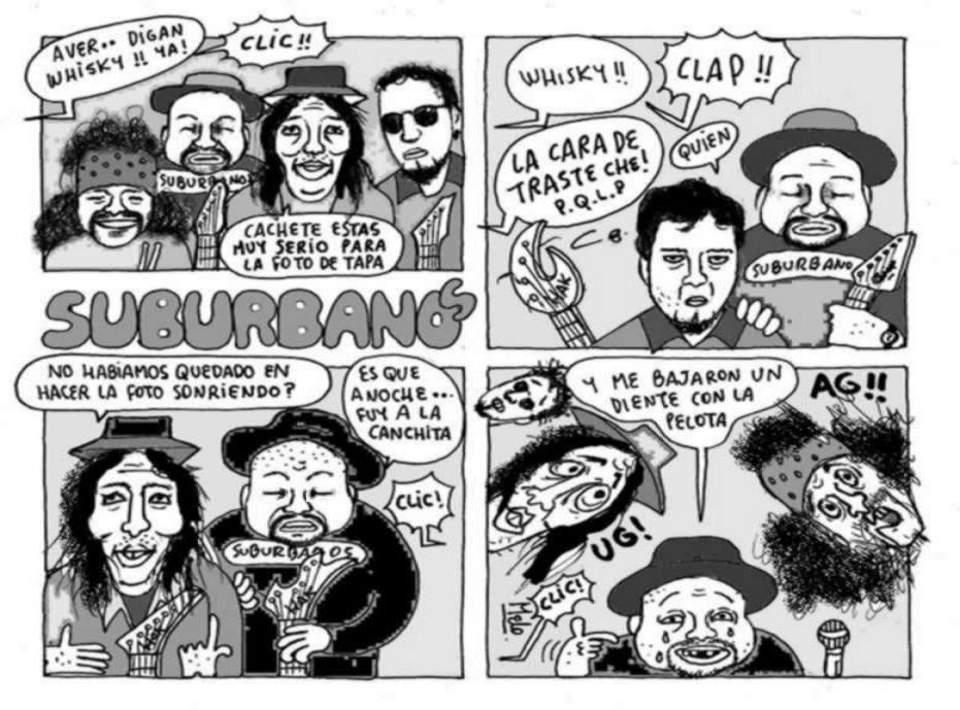 238 SUBURBANOS 238