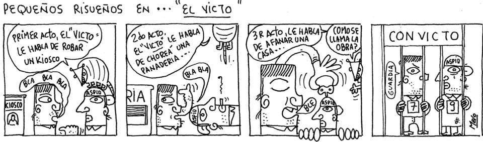 EL VICTOR CHORRO 54