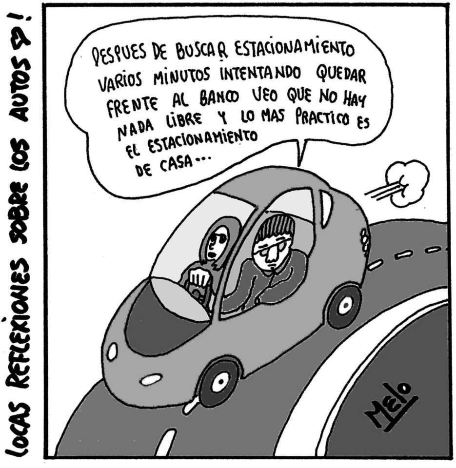 ESTACIONANDO 157