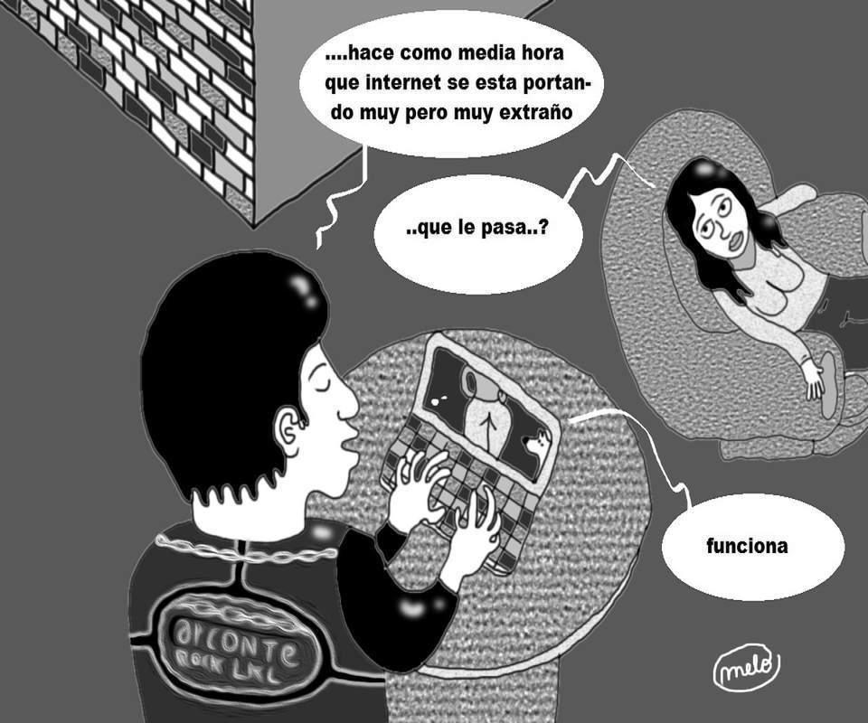 INTERNET FUNCIONA