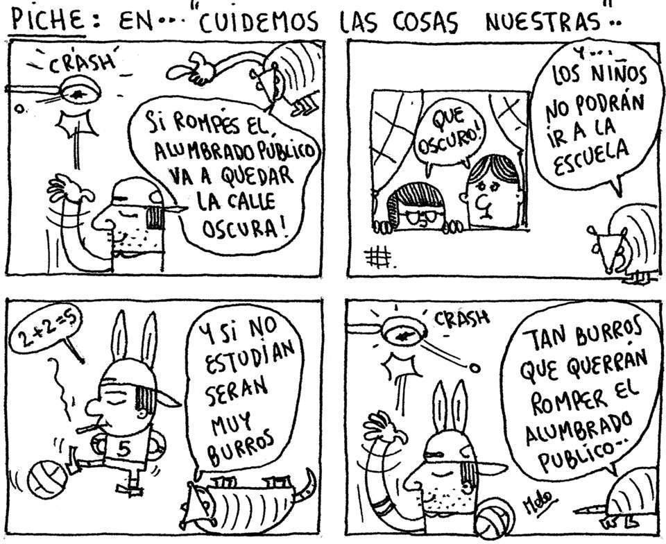 burro ALUMBRADO 26